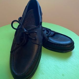 Men's Top-Sider Authentic 2-Eye Leather Boat Shoe